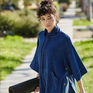 Womens Free People Embers Cowl Neck Sweatshirt